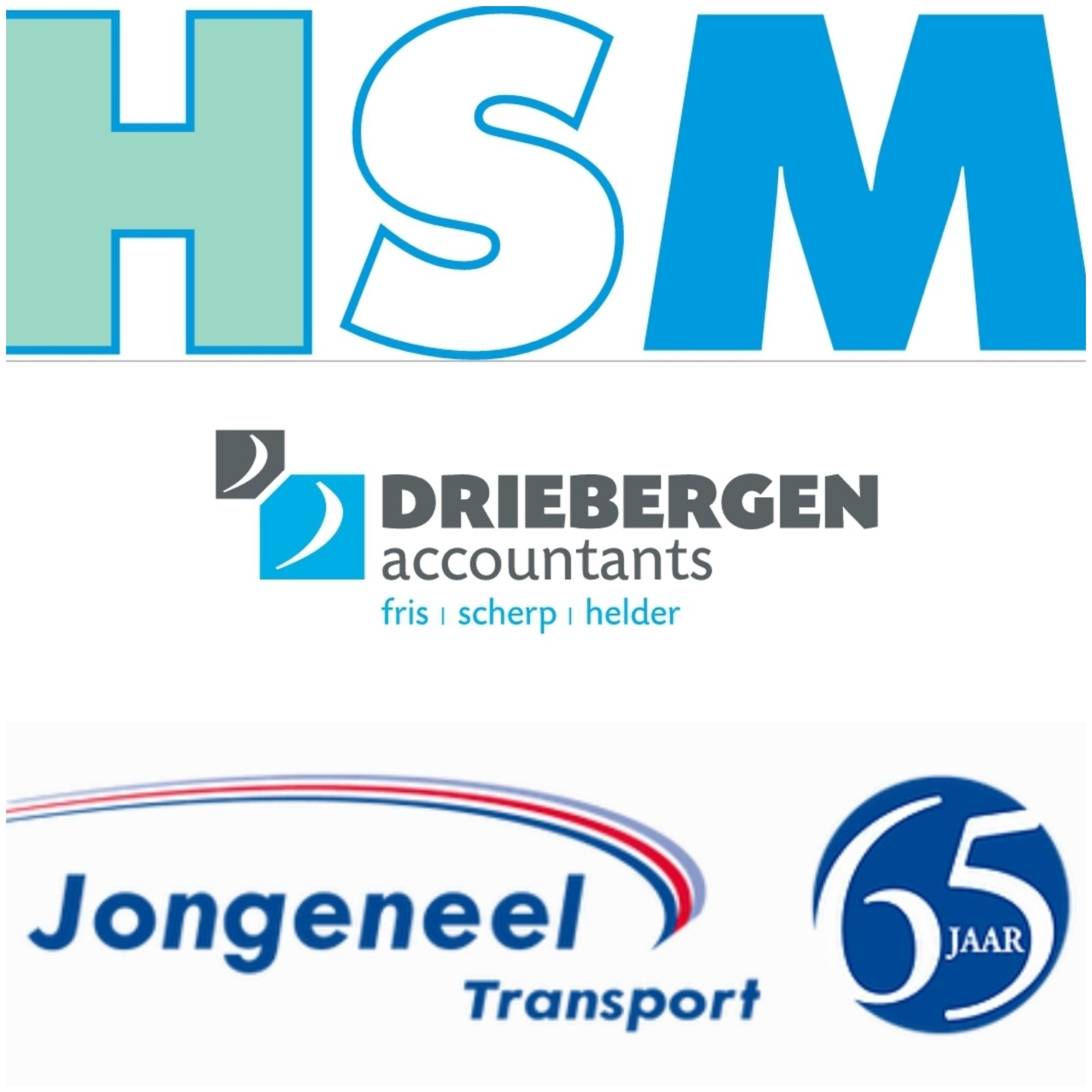 Sponsors Stichting Bruisende Events